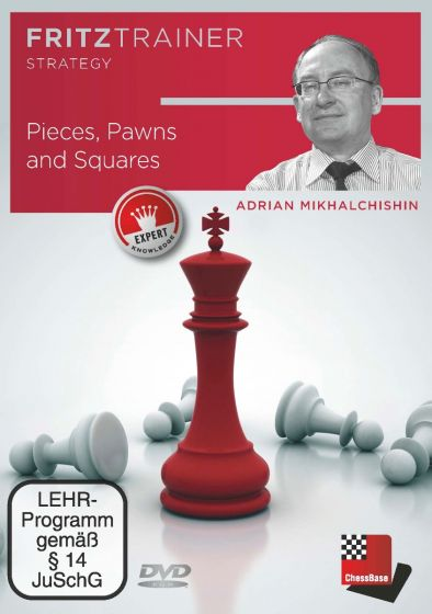 Adrian Mikhalchishin: Pieces, Pawns and Squares