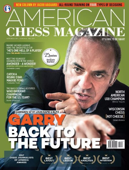 American Chess Magazine 4