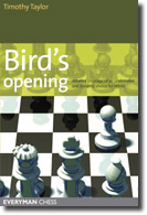 Bird's Opening: Detailed coverage for White