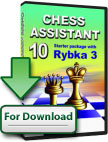 Chess Assistant 10 Starter for Rybka UCI customers [↓]