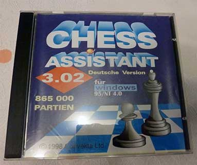Chess Assistant 3.02