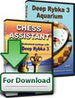 Chess Assistant 10 Professional + Deep Rybka 3 Aquarium [↓