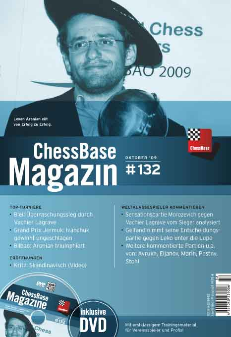 ChessBase Magazin 132