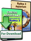 Chess Assistant 10 Starter + Rybka 3 Aquarium [↓]