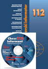 Chess Informant 112 Book + CD