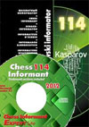 Chess Informant 114 Book +CD