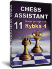 Chess Assistant 11 Starter + Rybka 4 Upgrade [DVD]