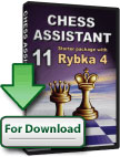 Chess Assistant 11 Starter + Rybka 4 Upgrade [↓]
