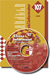 Chess Informant 107 (book + CD)