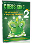 Chess King 2 mit Houdini 2