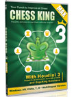 Chess King 3 MAX with Houdini 3