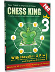 Chess King 3 PRO with Houdini 3 PRO [↓]