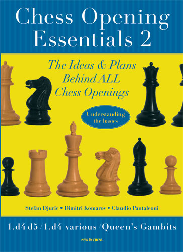Chess Opening Essentials, Vol. 2 - 1.d4