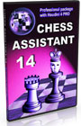 Chess Assistant 14 Professional + Houdini 4 PRO [DVD]