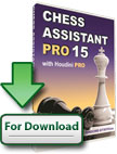 Chess Assistant 15 Pro Upgrade from CA 13 or older [↓]