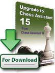 Chess Assistant 15 Upgrade from CA 13 or older [↓]