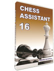 Upgrade Chess Assistant 16 [DVD]