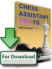 Chess Assistant 16 PRO with Houdini 4 PRO [↓]