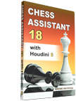 Chess Assistant 18 with Houdini 6 [DVD]