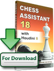 Chess Assistant 18 with Houdini 6 [Download]