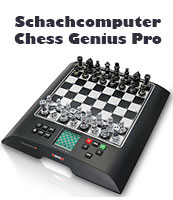 Chess Genius Pro Schachcomputer