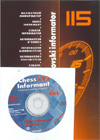 Chess Informant 115 Book + CD