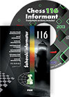 Chess Informant 116 Book + CD