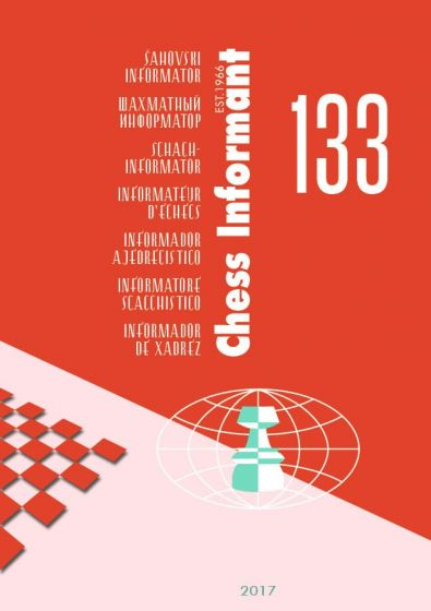"Chess Informant 133: Including ""Sinquefield Cup"""