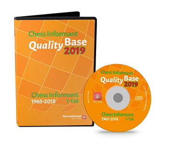 Chess Informant Quality Base 2019