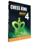Chess King 4 Deep with Houdini 4 [DVD]
