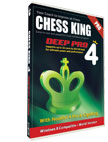 Chess King 4 Deep Pro with Houdini 4 Pro [DVD]
