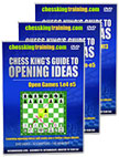 Chess Opening Ideas Combo: All 3 Volumes