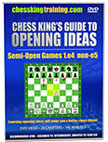 Chess Opening Ideas Volume 2: Semi-Open Games 1. e4 others