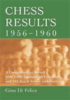 Chess Results 1956 - 1960