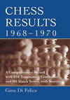 Chess Results 1968 - 1970