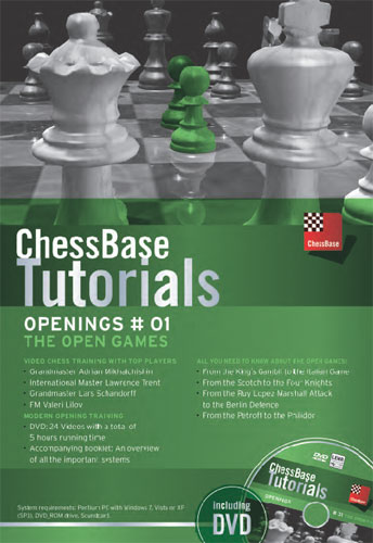 ChessBase Tutorials Vol 1: The Open Games