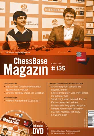 ChessBase Magazin 135 (April 2010)