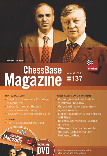 ChessBase Magazin 137