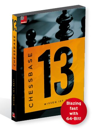 ChessBase 13 Upgradepaket