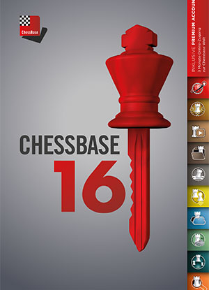 ChessBase 16 Upgrade CB 15