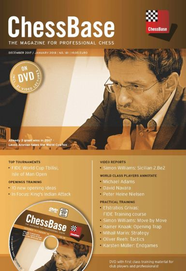 ChessBase Magazine 181