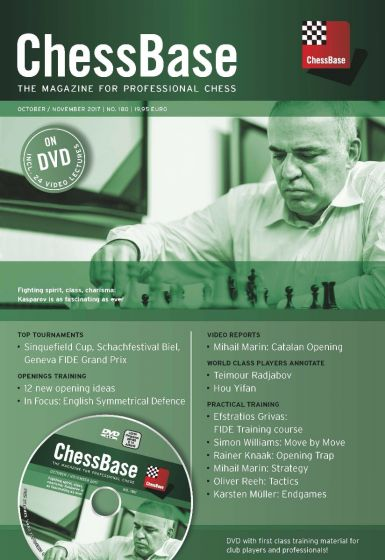 ChessBase Magazine 180