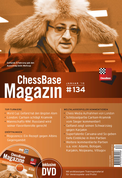 ChessBase Magazin 134