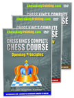 Complete Chess Course Combo: All 3 Volumes