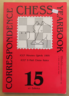 Correspondence Chess Yearbook 15