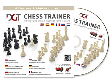 DGT Chess Trainer + Fritz