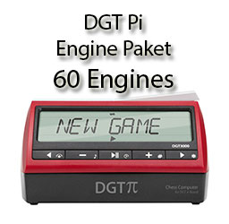 DGT Pi Engine-Paket 60 Engines