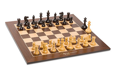 Deluxe Chess-Set Judit Polgar