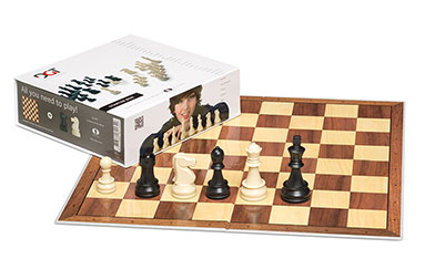 DGT Chess Starter Box Grey