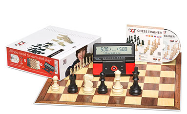DGT Chess Starter Box Red